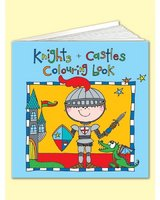 Knight Square Colouring Book